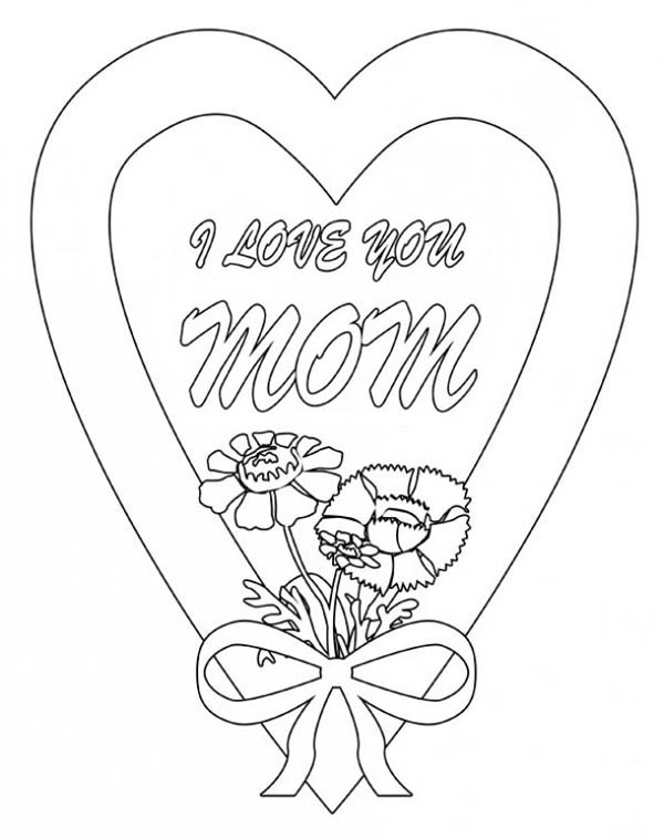 download print it - Coloring Pages Of Hearts