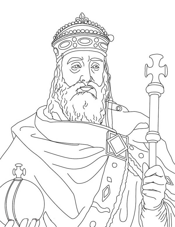 coloring pages middle ages - photo#18