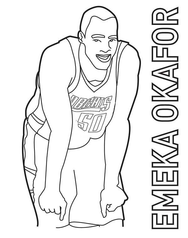 Deron Williams Free Colouring Pages
