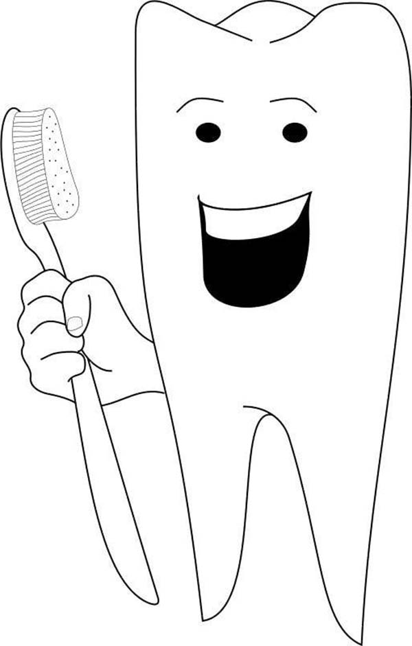 Teeth Coloring Pages Preschool Finest Dental Health Mini Coloring