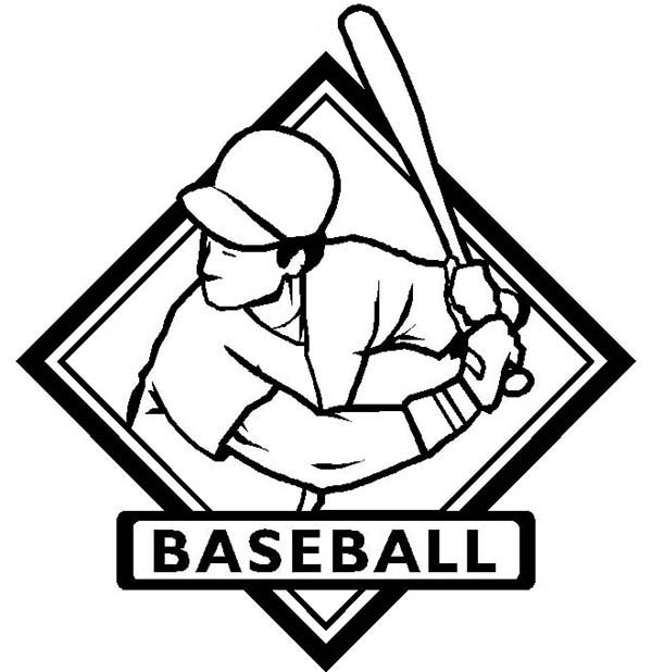 mlb angels coloring pages - photo#16
