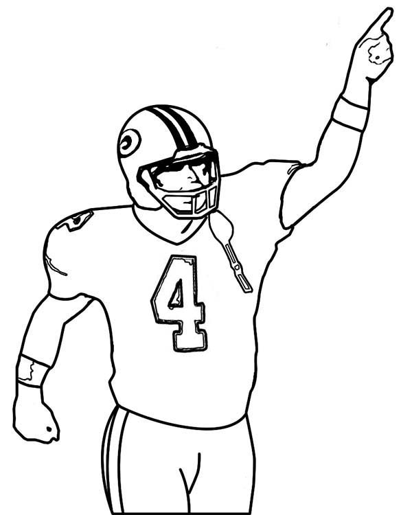 NFL, : NFL Coloring Page