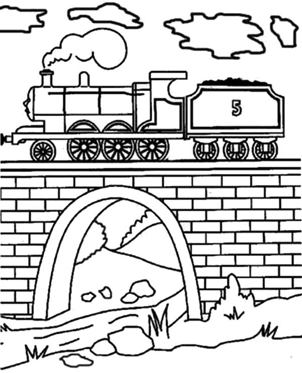 brooklyn bridge coloring pages - photo#28