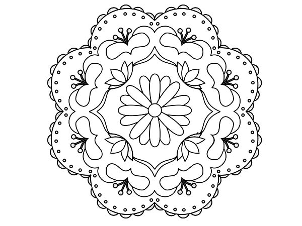 Blank Room Coloring Pages