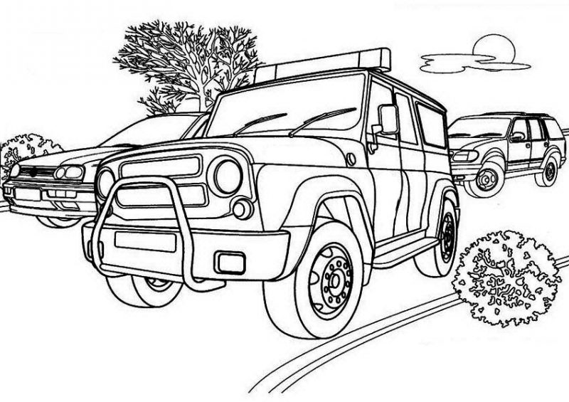 police car tactical team police car coloring page tactical team police car coloring pagefull - Police Car Coloring Pages
