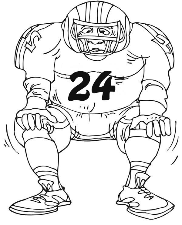 NFL, : Wiscosin Rosebowl in NFL Coloring Page