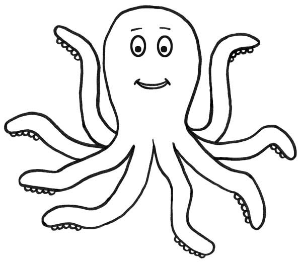 awesome octopus picture coloring page color luna Halloween Skeleton Clip Art Happy Halloween Clip Art