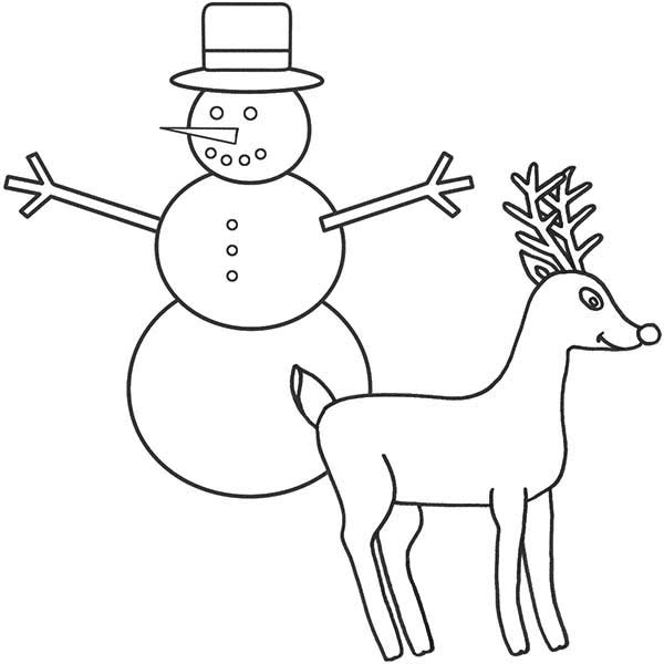 snowman coloring page pages abominable snowman coloring page