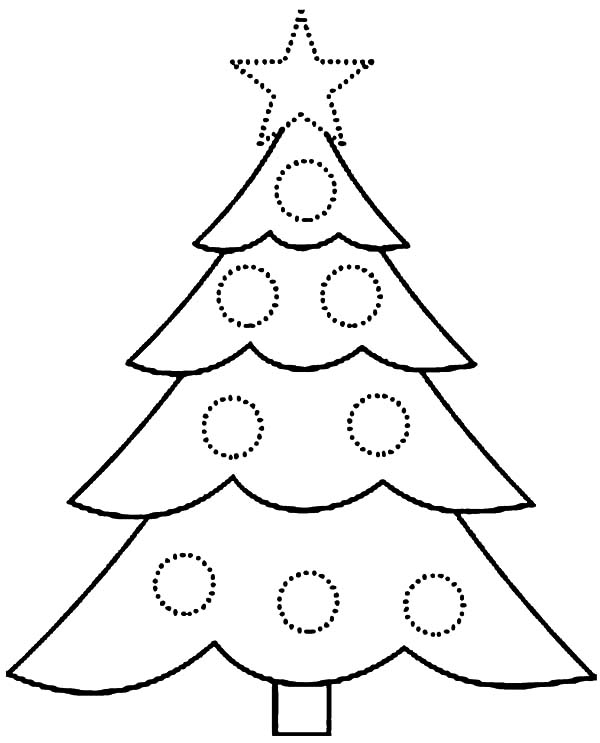 christmas tree baubles to colour free coloring pages of christmas baubles