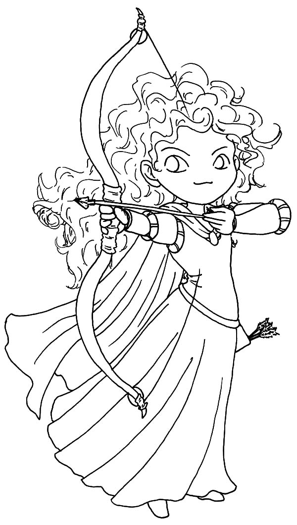 Chibi Disney Princesses Coloring Pages Coloring Pages