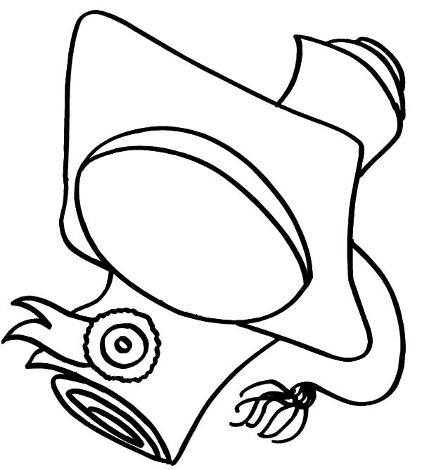 graduation cap and diploma picture coloring pages