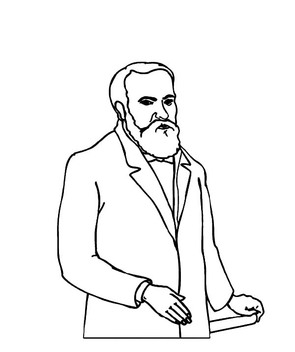 Grandfather, Grandfather Coloring Pages: Grandfather Coloring Pages