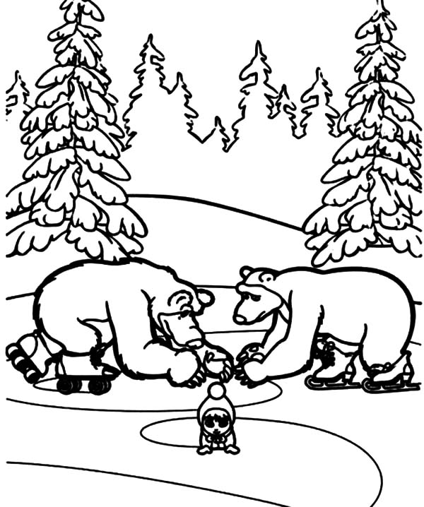 masha and the bear first aid kit coloring pages color luna - Aid Coloring Pages Kids