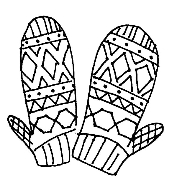 Mittens, My Brother Mittens Coloring Pages: My Brother Mittens Coloring Pages