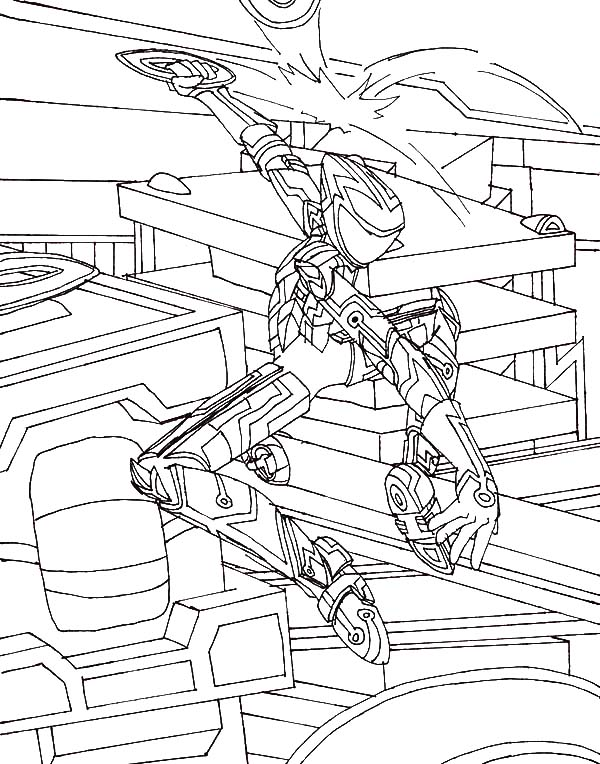 tron coloring pages to print - photo#41